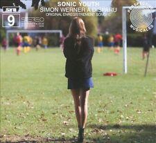 SYR 9: Simon Werner a Disparu [Digipak] by Sonic Youth (CD, Feb-2011, SYR)