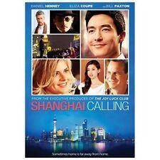 Shanghai Calling (DVD, 2013)(Daniel Henney, Eliza Coupe)(Region1)