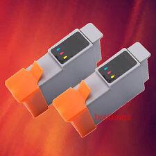 2 BCI-24 24C COLOR INK FOR CANON i250 i320 i450X i475D