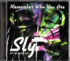 Sly & the Family Stone - Remember Who You Are (2008 SEALED CD, NEW)