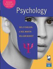 Psychology,Neil R. Carlson, G. Neil Martin, William Buskist
