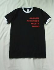 'Rolling Stones' ringer T-Shirt. Size M