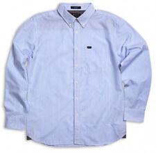 MATIX Bailey Woven Shirt (S) Blue
