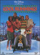COOL RUNNINGS (John CANDY Doug E. Doug LEON) Comedy True Story Film DVD Region 4