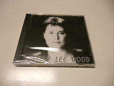 """Joseph Lee Wood """"Same"""" 1989 cd   Re release 2006 Indie AOR  Wood Hill Records"""