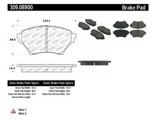 Disc Brake Pad Set-Sport Brake Pads Front Stoptech fits 2001 Mazda Miata