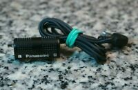 OEM Panasonic Mini Stereo Clip-On Microphone 3.5mm Jack for Voice Recorders F/S