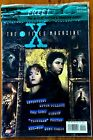 X-FILES MAGAZINE #2  DELUXE EDITION POLYBAGGED WITH POSTER AND CARDS