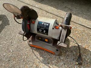 Fox F23-881 200mm Bench Grinder