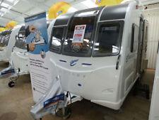 Mobile & Touring Caravans Bailey 4 Sleeping Capacity