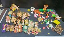 HUGE LOT VTG Mattel Liddle Kiddles Dolls and Other Things