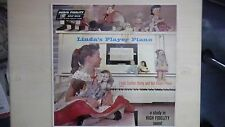 Audio Fidelity Record LINDA'S PLAYER PIANO LP 1957