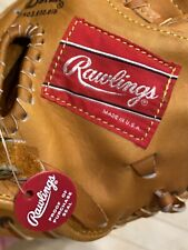 NOS/DS USA made RAWLINGS RL10 Catcher (A2000 Bench Preferred HOH Nokona HOH Qlt)