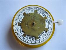 ETA 2834-2 Uhrwerk Hamilton, Automatik, Tag / Datum, movement automatic day/date