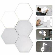 Touch Sensor Night Lights Quantum Light Led Hexagon Magnetic Modular Wall Lamp