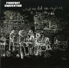 Fairport Convention - What We Did On Our Holidays (CD)