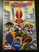 The Powerpuff Girls #1 RE Hastings Variant Cover IDW NM Comic J&R