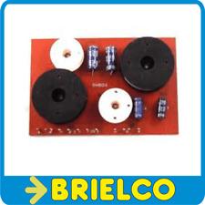FILTRO CROSSOVER 2 VIAS 100W 8 OHMIOS FREC 4000HZ HX-2345 165X110X23MM BD7377