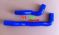 Silicone radiator hose kit for Nissan Patrol Y61 GU 4.5 TB45 97-01 BLUE 98 99 00