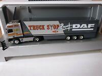herpa DAF 95-<< TRUCK STOP DAF NO.1  >> Gethöffer Nutzfahrzeuge   25436 Uetersen