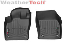 WeatherTech Floor Mats FloorLiner for Volkswagen Tiguan - 2018 - 1st Row - Black