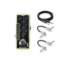 New Mooer US Classic Deluxe 006 Digital Micro PreAmp Guitar Effects Pedal!!