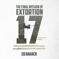 THE FINAL MISSION OF EXTORTION 17, Brand New MP3 CD Audiobook - 6 CDs, 7 Hours