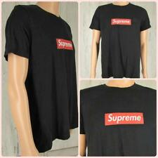 SUPREME - T-Shirt - Black - Size Medium