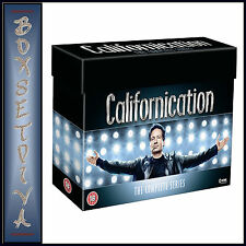 CALIFORNICATION - COMPLETE SERIES COLLECTION  **BRAND NEW DVD BOXSET**