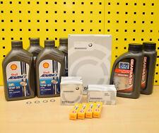 BMW 1150 GS Öl Ölfilter Luftfilter Zündkerzen Getriebeöl Benzinfilter Shell