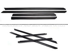 AUDI A4 B5 95- Lower Bottom Door Molding Moulding Trim Set 4 Pcs Brand New