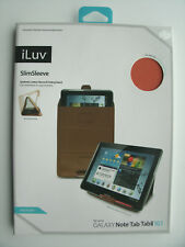iLuv SLIM SLEEVE ISS2105TAN FOR GALAXY NOTE, TAB, TAB II 10.1