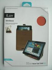 ILUV fin Pochette iss2105tan pour Galaxy Note, Tab, Tab II 10.1