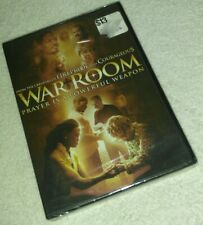 War Room DVD  2015 English Spanish Audio Rated PG Drama Subtitles brand new