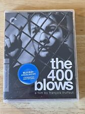 The 400 Blows, Criterion Collection Blu Ray