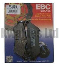 Pastillas de freno EBC para motos Ducati