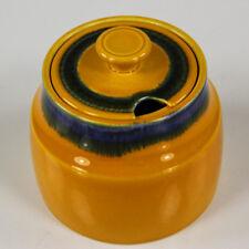 1 Zuckerdose Antonia Campi Service Laveno Richard Ginori Keramik Italy