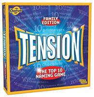 Cheatwell Games Tension: The Top 10 Naming Game