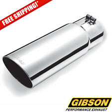 Gibson 500373 Polished Stainless Steel Exhaust Tip