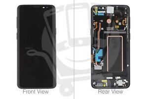 Genuine Samsung Galaxy S9 SM-G960 Midnight Black LCD Screen & Digitizer - GH97-2