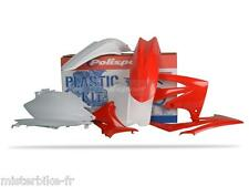 Kit plastiques Coques Polisport HONDA CRF 250 450  R  250 450 CRF 11-12 Origine
