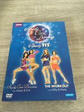 BBC STRICTLY COME DANCING THE FITNESS COLLECTION (DVD 2009, 2-Disc Set, Box Set)