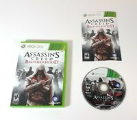 Assassin's Creed: Brotherhood - Xbox 360 Game - Tested