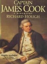 Captain James Cook-Richard Hough, 9780340617236