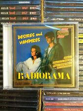 RADIORAMA / Desires and Vampires 1996 CD IMPORT New Sealed