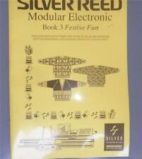 Silver Reed Modular Electronic book for Knitting Machines 48 Patterns