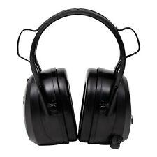 STIER Kapselgehörschutz SNR 29 dB CE zertifiziert mit FM Radio Bluetooth AUX
