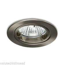 Home Essence Twist and Lock 8.1cm Downlight in Chrome