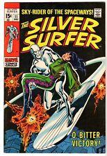 Silver Surfer #11, Very Fine - Near Mint Condition*