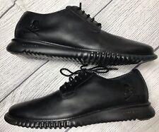 EUC! Cole Haan x Mastermind Japan 2 Zerogrand Leather Oxford Black Sz 11.5